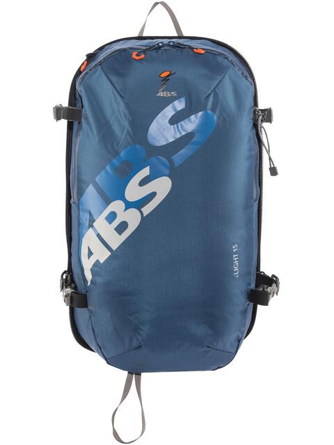 ABS s.LIGHT Compact Plecak lawinowy 15l niebieski